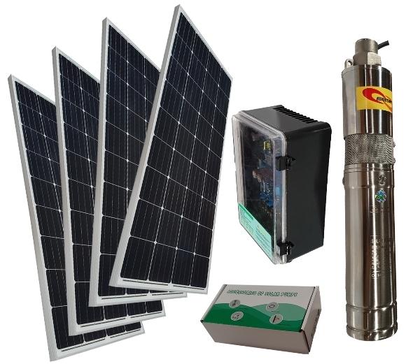 Solar Borehole Pumps Complete