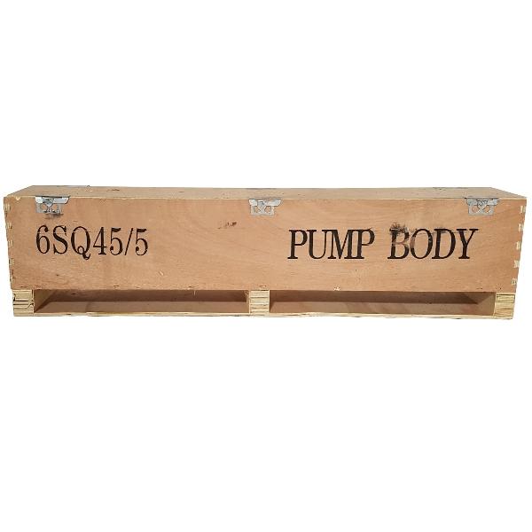"""6SQ45/5 Hurricane 6"""" Pump End Only Box"""