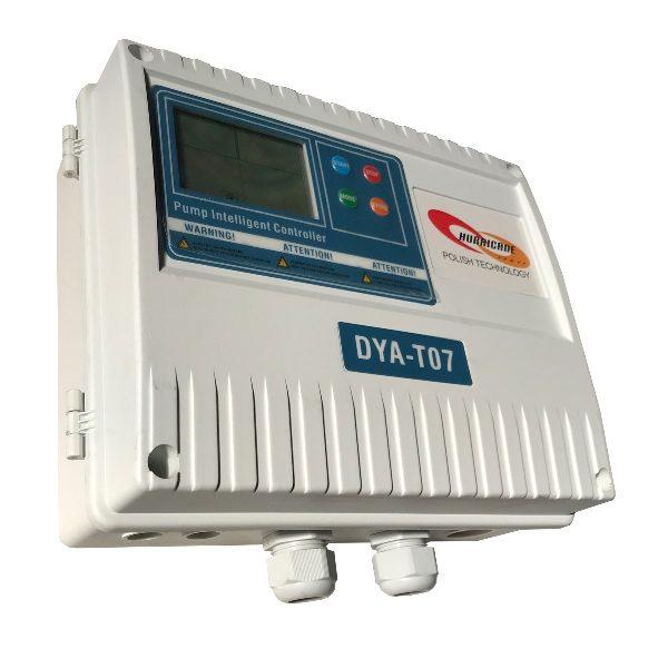 "dya-t07-15kw automatic control box 6"" 380v 15kw"