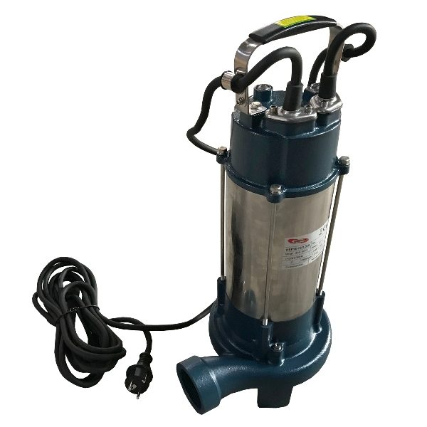 hsp18-12-1.3id submersible sewage pump