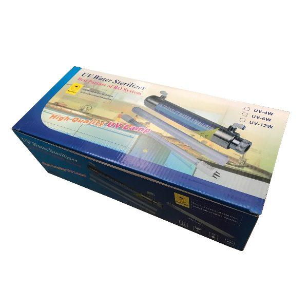 UV-6W Ultraviolet Water Sterilizer