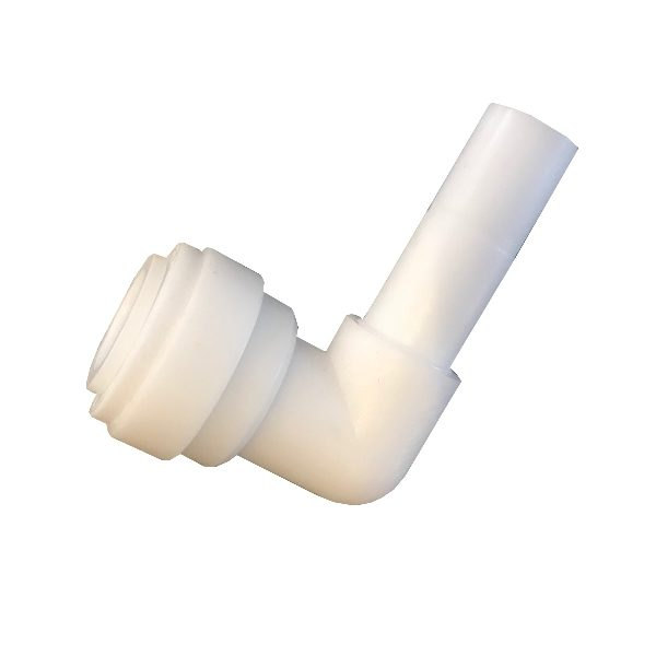 "DCC-003D Elbow Stem/Ping Adapter 3/8"" Tube 3/8"" Stem"