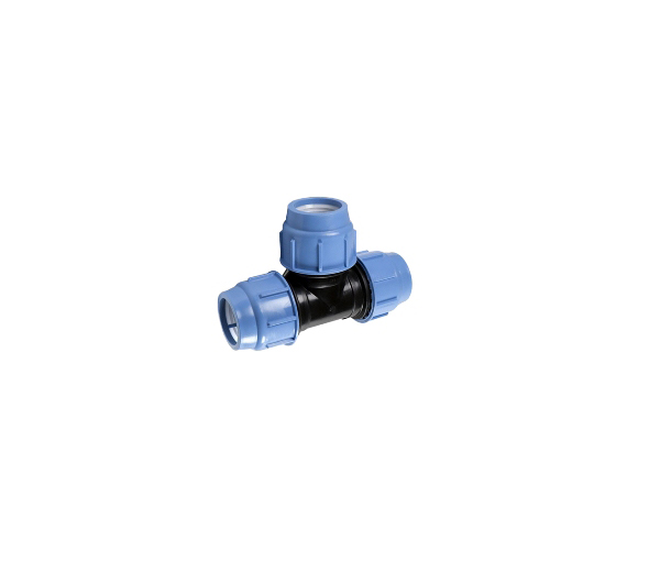 CETEE20 Compression Equal Tee 20mm