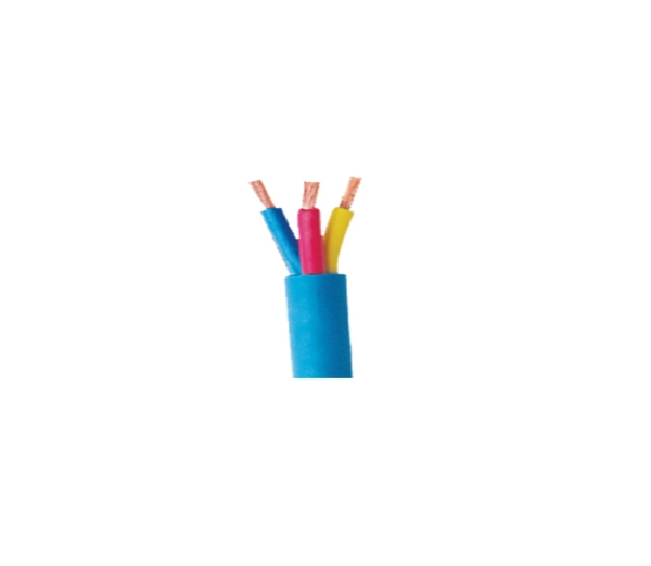 SC0603R Submersible Cable 6mm x 3Core (Round)(Per M)