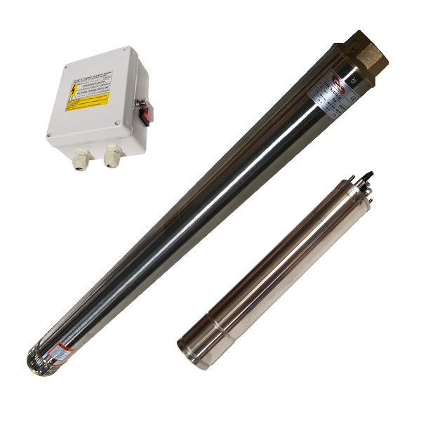 4SD16/9PMSC Borehole Pump Complete 220V 2.2KW Standard Control Box